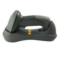 Сканер ШК Mindeo CS3290 2D, (ручной, 2D имидж, 433MHz, серый) зарядно-коммуникационная база, USB