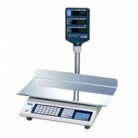 Торговые весы Cas AP-30(EX) BT