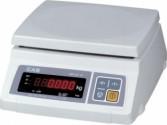 Фасовочные весы Cas SWII-10 (SD)