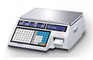 С печатью этикеток весы Cas CL-5000J-15IB (TCP/IP)