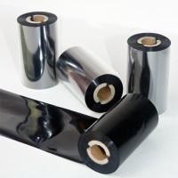 Красящая лента  wax/resin 57mm*74m, 0.5' out