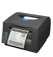 Термо принтер Citizen CL-S521 (серый, ZPL/DMX)