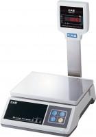 Фасовочные весы Cas SWII-10P