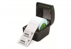 Принтер этикеток DA320, 300 dpi, 4 ips, USB + Ethernet +  802.11 a/b/g/n Wi-Fi