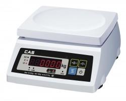 Фасовочные весы Cas SWII-2 (DD)