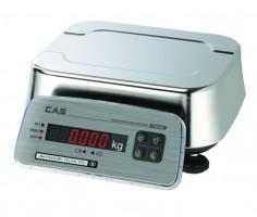 Влагостойкие весы Cas FW500-15E