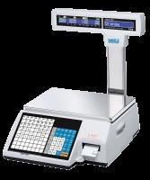 С печатью этикеток весы Cas CL-5000Р (TCP/IP)
