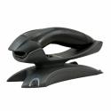 Сканер ШК (ручной, лазерный, SR, серый) 1202g, зарядно-коммуникационная база, кабель USB