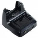 Коммуникационно-зарядная подставка (Ethernet) для терминала PM260 и USB-кабель