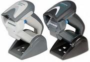 Сканер ШК Datalogic GM4130 (черный, ручной, линейный имидж, 433MHz радио)