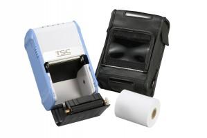 Мобильный принтер Alpha-2R, 203 dpi, 4 ips + MFi Bluetooth
