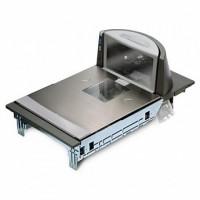 Сканер ШК (биоптический, лазерный, стекло DLC, scale/ready) Magellan 8400 Medium, кабель RS232, БП