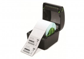 Принтер этикеток DA320, 300 dpi, 4 ips, USB  + Ethernet + RTC + USB Host + RS-232 + MFi Bluetooth