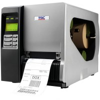 TSC TTP-246M Pro thermal transfer label printer, 203 dpi, 8 ips + Int. Ethernet