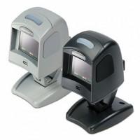 Сканер ШК (стационарный, линейный имидж, серый, б/кнопки) Magellan 1100i, подставка