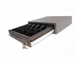 Денежный ящик HPC 16S 40х40, 24В, для ФР Атол, Fprint, Epson, черный