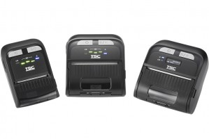 Мобильный принтер штрих-кодов TDM-20, 203 dpi, 4 ips + WiFi + Bluetooth 4.2 + RTC