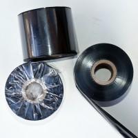Красящая лента  resin 64mm*74m, 0.5' out