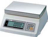 Влагостойкие весы Cas SW-10W (DD)