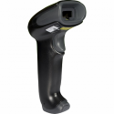 Сканер ШК (ручной, лазерный, черный) 1250g lite, подставка, кабель USB