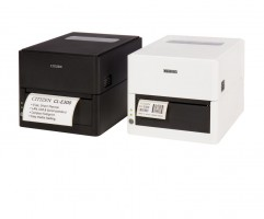 CITIZEN Принтер Citizen CL-E300 Printer; LAN, USB, Serial, Black, EN Plug