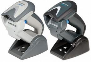 Сканер ШК (медицинский пластик, линейный имидж, Bluetooth) Gryphon GBT4100HC