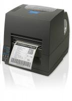 Термо-трансферный принтер Citizen CL-S621 200 dpi (Серый, ZPL/DMX)