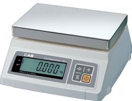 Влагостойкие весы Cas SW-5W (DD)