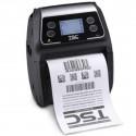 Мобильный чековый принтер (термо, 203dpi) Alpha-4L + WiFi + LCD