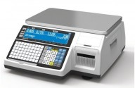 С печатью этикеток весы Cas CL-3000-15B (TCP/IP)