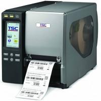 TTP-344M Pro thermal transfer label printer, 300 dpi, 6 ips + Int. Ethernet