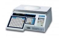 С печатью этикеток весы Cas CL-3000J-15B (TCP/IP)