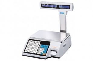 С печатью этикеток весы Cas CL-5000J-30IP (TCP/IP)