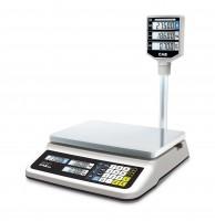 Торговые весы Cas PR-06P LCD