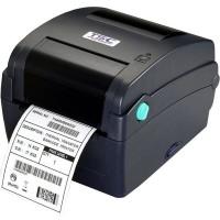 Принтер этикеток (термотрансферный, 203dpi) TSC TTP-245C, PSU+Ethernet, черный