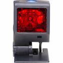 Сканер ШК (стационарный, лазерный, черный) MK3580 QuantumT, кабель RS232, БП