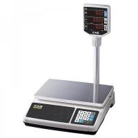 Торговые весы Cas PR-15P LCD