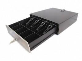 Денежный ящик HPC 13S 36х32, 24В, для ФР Штрих, черный