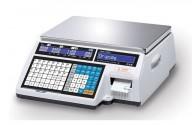С печатью этикеток весы Cas CL-5000J-30IB (TCP/IP)