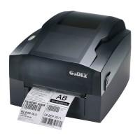 Бюджетные термо/термотрансферные принтеры штрихкода GoDEX G300 / GE300 / G330 / GE330