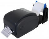 Термотрансферный принтер GP-1125T, 203 dpi, USB+RS232+Ethernet+LPT, ширина этикетки до 112 мм