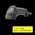 Сканер штрих-кода 2D АТОЛ SB2108 Plus (USB, чёрный, без подставки)