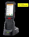 """Мобильный терминал АТОЛ Smart.Pro базовый (Android 9.0, 2D Imager SE4750, 4,5"""", 3Гбх32Гб, Wi-Fi a/b/g/n/ac, 6000 mAh, BT 4.1, БП)"""